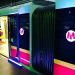 Wielka tarcza zaczyna drążyć tunel metra na Woli