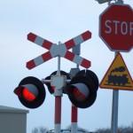 Bezpieczniej na przejazdach kolejowych