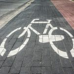 Będzie ścieżka rowerowa i remont skrzyżowania na Połczyńskiej w Warszawie