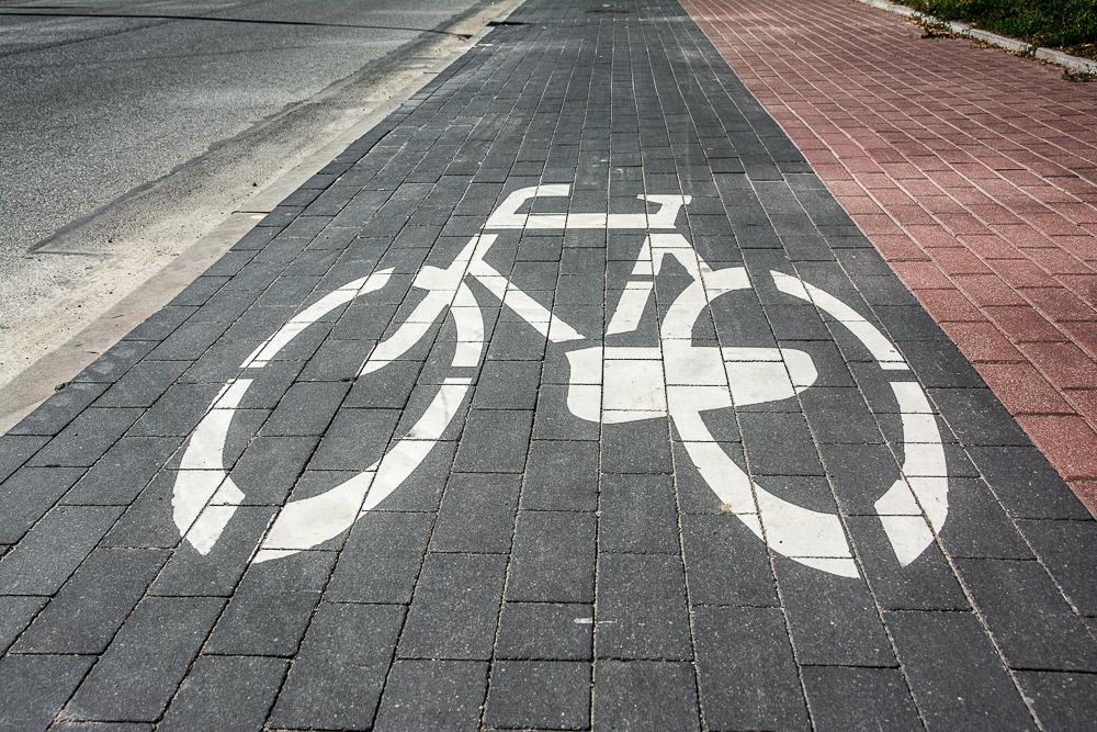 rower ścieżka