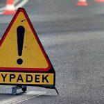 Groźny wypadek w Żyrardowie. Trzy osoby ranne, w tym dziecko