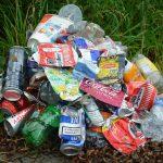 Śmieciowy problem na Mokotowie.