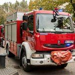 Wybuch na terenie Politechniki Warszawskiej