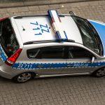 Policjanci pomogli rodzącej kobiecie