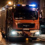 Tragiczny bilans pożaru w Klaudynie pod Warszawą