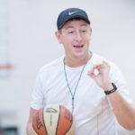 Asystent Michaela Jordana wyszkoli koszykarzy z Pruszkowa