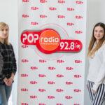 """""""Żelazny Most"""" w LO nr 60 w Podkowie Leśnej – Rozmowa o regionie w POPradiu"""