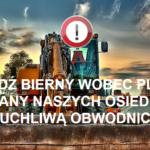 """Awantura wokół """"małej obwodnicy"""" Piastowa"""