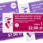 Od czerwca obniżki biletów ZTM dla dojeżdżających do Warszawy