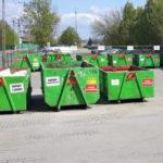 Punkt zbierania śmieci w Pruszkowie przeniesiony