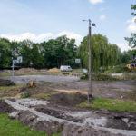 Park Anielin Zachodni w Pruszkowie zamknięty do remontu