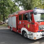 Bezpieczny ratownik w Milanówku