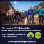 Gratka dla miłośników jazdy na rolkach w Pruszkowie