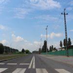 Zakończyła się przebudowa ulicy Bryły w Pruszkowie