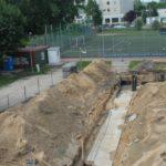 Inauguracja budowy hali sportowej w Piasecznie