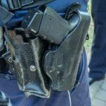 Podczas włamania ukradli prawdopodobnie broń