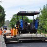 Remont ulicy Pszczelińskiej w Brwinowie idzie zgodnie z planem