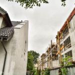 Kontrowersyjna budowa osiedla w Pruszkowie