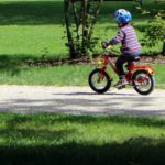 Miasteczko ruchu drogowego dla najmłodszych mieszkańców Ursusa