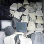 mobilna zbiórka elektroodpadów w Brwinowie