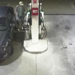 Poszukiwany złodziej paliwa