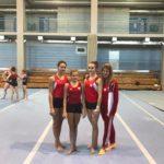 Mieszkanka Piastowa weźmie udział w Mistrzostwach  Europy w Akrobatyce Sportowej