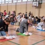 Pruszkowska szkoła biła  rekord w udzielaniu pierwszej pomocy