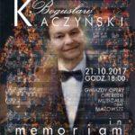Bogusław Kaczyński – in memoriam w Otrębusach