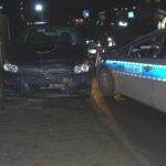 Pościg za złodziejem samochodu z Grodziska