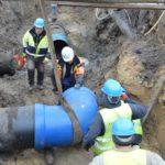 Zakończyła się modernizacja wodociągu w Pruszkowie