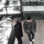 Zuchwała kradzież zegarków i biżuterii za 700 tysięcy złotych