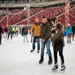 Zimowe atrakcje na Stadionie Narodowym