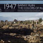 Unikalne powojenne zdjęcia w kolorze w Podkowie Leśnej