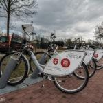 W Grodzisku przybywa miejskich rowerów