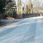 Doraźne naprawy dróg w Milanówku