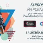 Dance ma sens czyli festiwal tańca w Pruszkowie