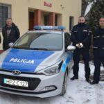 Policja z Podkowy Leśnej otrzymała nowy radiowóz