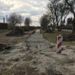 W Brwinowie powstaje ścieżka rowerowa