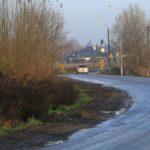 Utrudnienia drogowe w Michałowicach