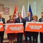 Dofinansowania unijne dla regionu