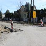 Milanówek buduje drogi