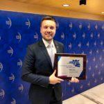 Maksym Gołoś Samorządowcem Roku 2017 w kategorii Starosta