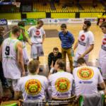 Pruszkowscy koszykarze bez trenera