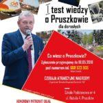 I test wiedzy o Pruszkowie
