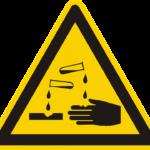 Wyciek 400 litrów kwasu na terenie Grodziska