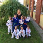 Młodzi judocy z sukcesami