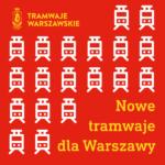 213 nowych tramwajów w stolicy