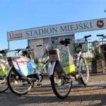 Stacja rowerowa w Piasecznie