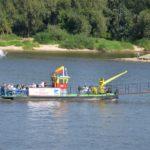 Warszawski rekord na wodzie