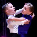 Taniec międzynarodowy w Łomiankach